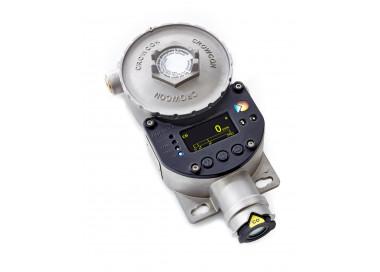 Centrales E & F et détecteurs gaz
